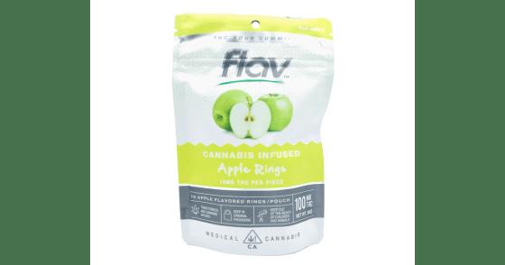 Flav - Apple Rings - 100mg