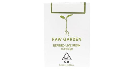 Raw Garden - Lemon Fizz 1:2 Cartridge - 1g
