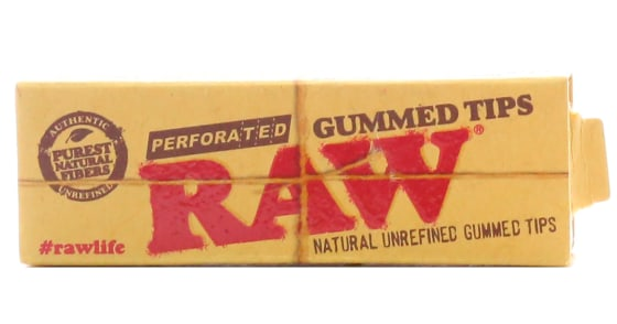 RAW - Perforated Wide Tips
