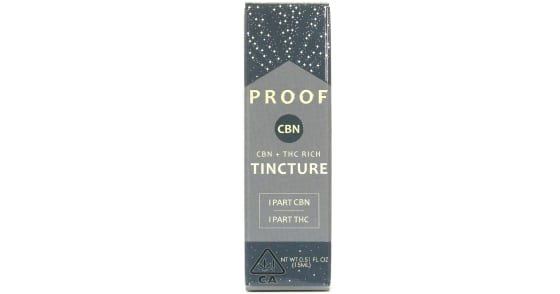 Proof - 1:1 CBN Tincture - 15ml