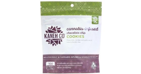 Kaneh Co - Chocolate Chip Cookies - 100mg