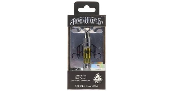 Heavy Hitters - GSC Cartridge - 1g