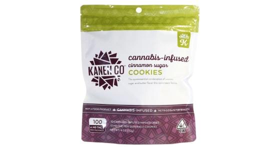 Kaneh Co - Cinnamon Sugar Cookies - 100mg