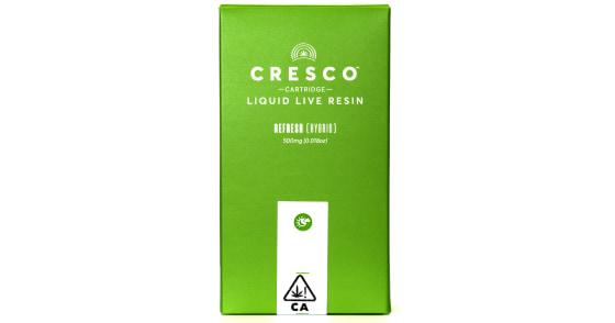 Cresco - Lime Sorbet Liquid Live Resin Cartridge - 0.5g