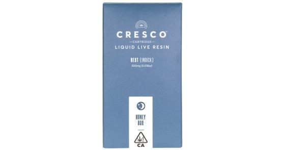 Cresco - Honey Boo Liquid Live Resin Cartridge - 0.5g