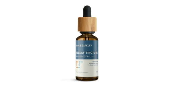 Papa & Barkley - Releaf Tincture THCA 1:1 - 30ml