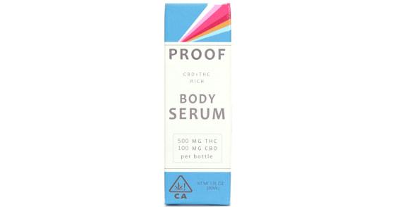 Proof - Body Serum - 30mL