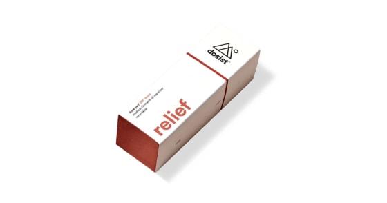Dosist - Relief Formula - 200 Doses