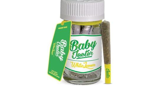 Baby Jeeter - White Lemon - 5 Joints