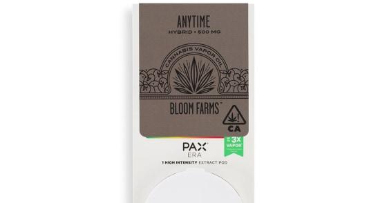 Bloom Farms - Pax Era Anytime Hybrid - 0.5g