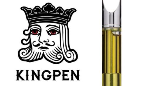 Kingpen - Banana Sherbet - 0.5g