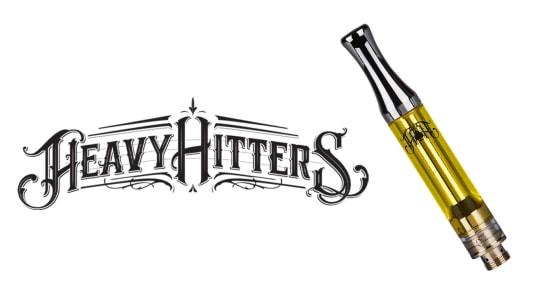 Heavy Hitters - Bubba Kush - 1g