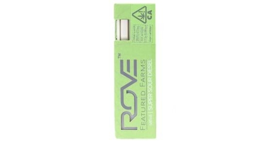 Rove - Featured Farms Super Sour Diesel Cartridge - 0.5g