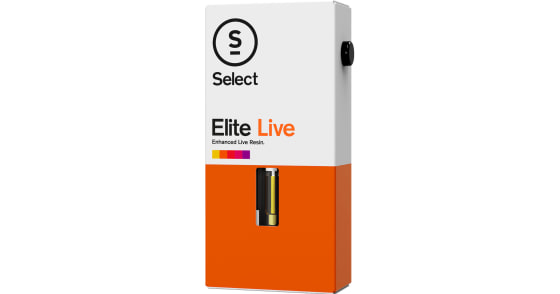 Select Elite - Lemon Tree Live Resin Cartridge - 1g