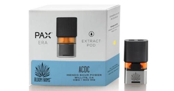 Bloom Farms - Pax Era ACDC 3:1 - 0.5g