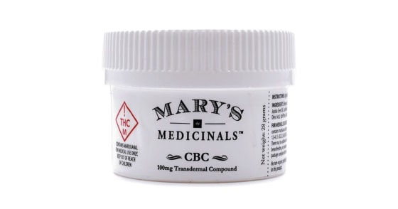 Mary's Medicinals - 1:1 Transdermal Compound