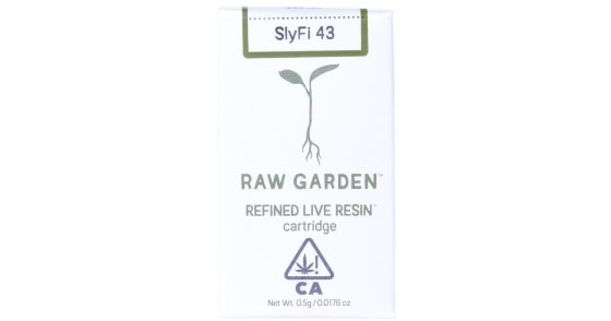 Raw Garden - Slyfi 43 Cartridge - 0.5g