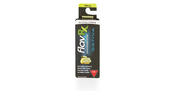 Flav - Cartridges - Pear Herer - 1000 mg
