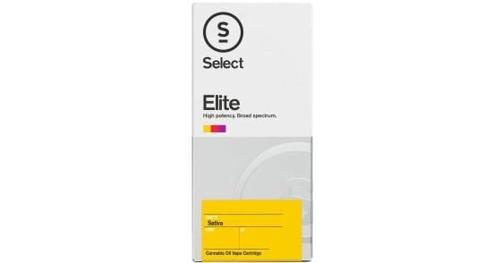 Select Elite - Durban Poison Cartridge - 0.5g