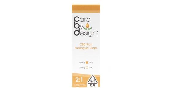 Care By Design - 2:1 Tincture - 15ml