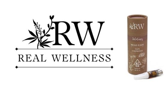 RW Real Wellness - Head Ease Cartridge