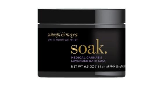 Whoopi & Maya - Lavender Bath Soak - 6.5oz