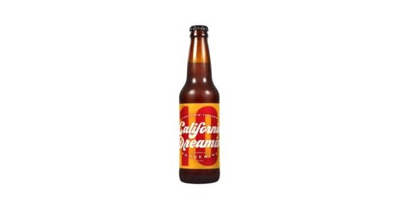 California Dreamin' - Sparkling Tangerine Juice - 10mg