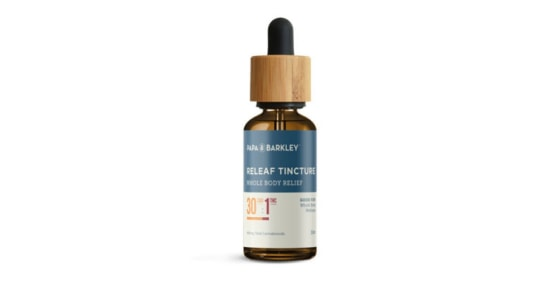 Papa & Barkley - Releaf Tincture 30:1 CBD - 30ml