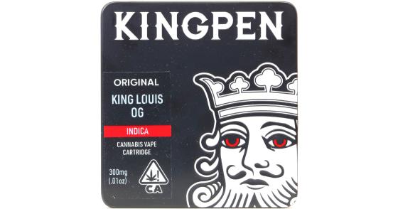 Kingpen - King Louis OG DVP - 0.3g