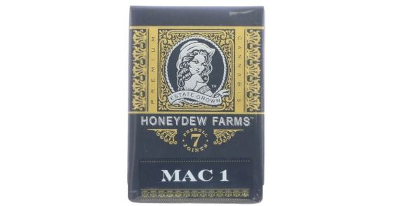 Honeydew Farms - Mac 1 7 Pack Pre-Rolls - 3.5g