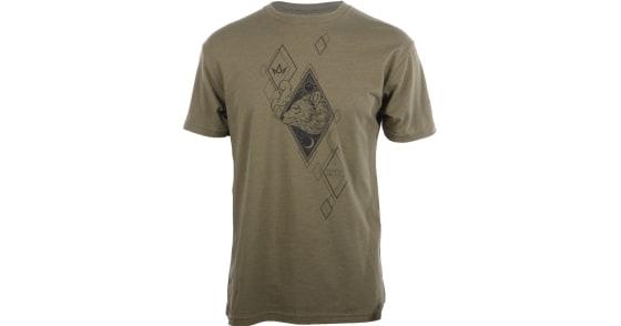 Men's - Sun & Moon Bear T-Shirt - 3XL
