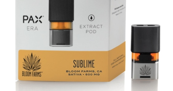 Bloom Farms - Pax Era Sublime - 0.5g