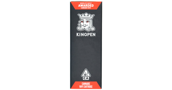 Kingpen - Trainwreck Cartridge - 0.5g