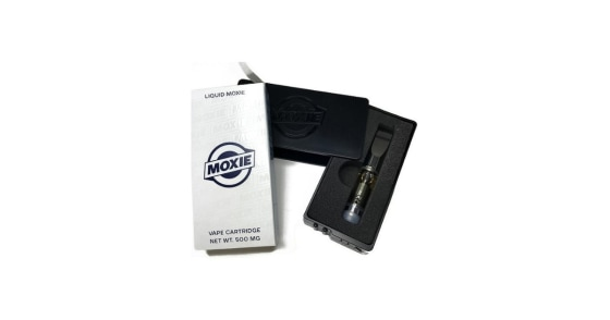 Moxie - Blood Orange - Vape - 0.5g