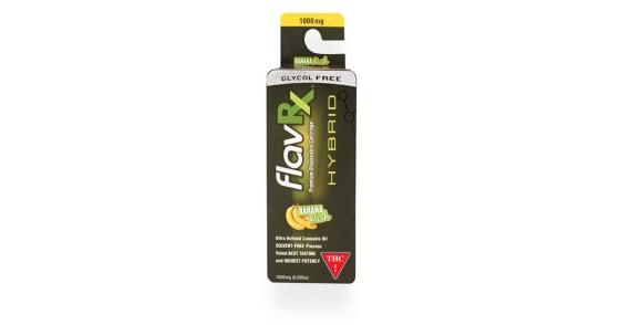 Flav - Cartridges - Banana Kush - 1000 mg