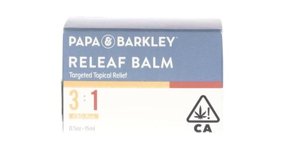 Papa & Barkley - Releaf Balm CBD 3:1 - 15ml