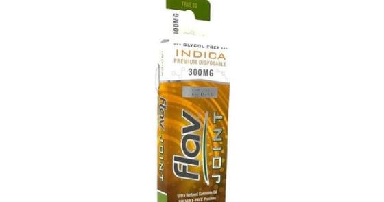 Flav - Joints Disposable - Grape ape - 300 mg