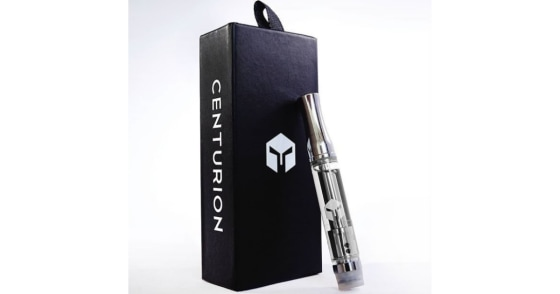 Centurion - Water Clear Cartridge - 1.0g - Juno