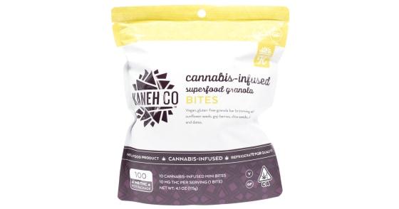 Kaneh Co - Superfood Granola Bites - 100mg