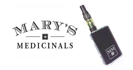 Mary's Medicinals - Vape Kit THC Blend - 0.5g