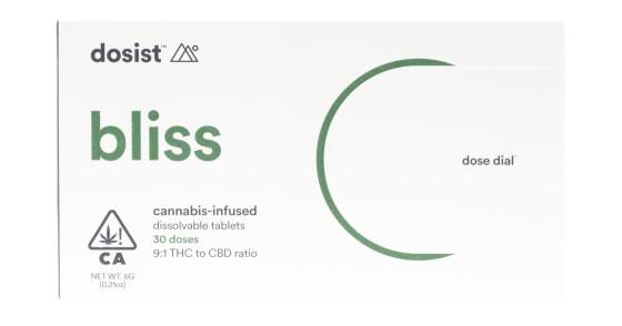 Dosist - Bliss Formula Dose Dial - 30 Doses