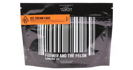 Farmer and the Felon - Ice Cream Cake - 14g