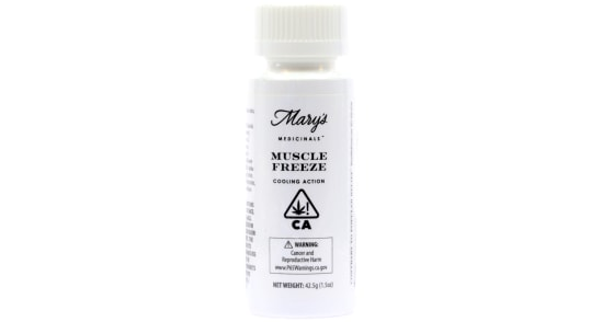 Mary's Medicinals - Muscle Freeze CBD - 1.5oz
