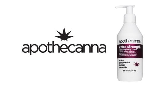 Apothecanna - Extra Strength Body Creme - 8oz