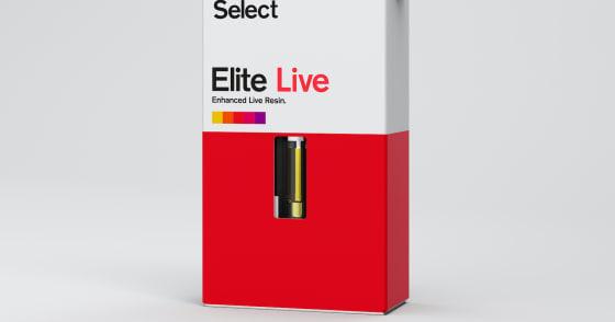 Select Elite Live 0.5g Durban Poison - Sativa