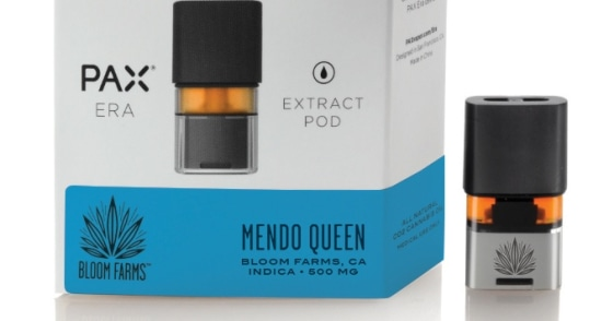 Bloom Farms - Pax Era Mendo Queen - 0.5g
