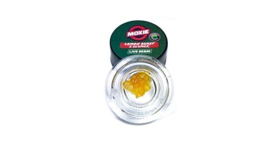 Moxie - Lemon Burst x Slymer - Sauce - 0.5g