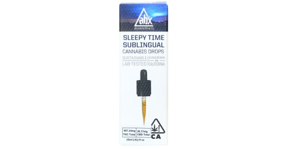 ABX - Sleepy Time Sublingual Drops - 15ml