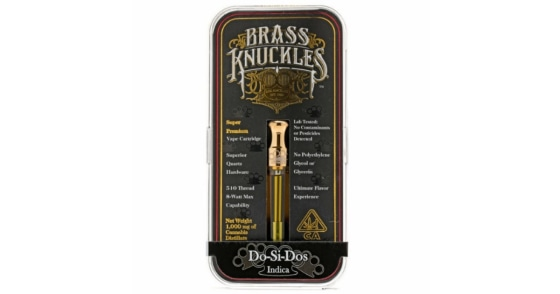 Brass Knuckles - Do-Si-Dos - 1g