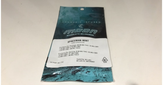 Moon - Spaceman Mint - 100mg